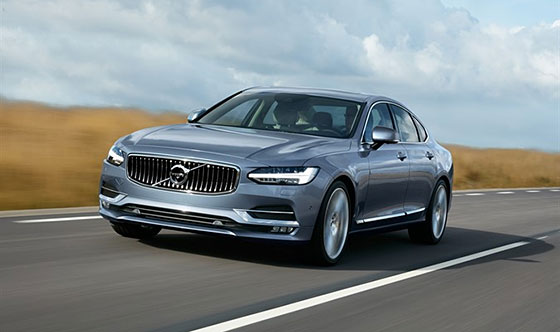 Top Editors Put New Volvo on Their All-Star Team