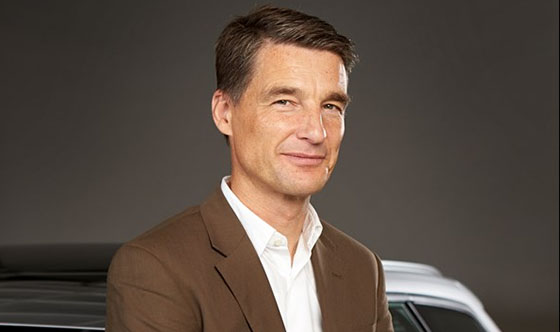 Volvo design chief Thomas Ingenlath voted 'Design Hero' at Autocar Awards