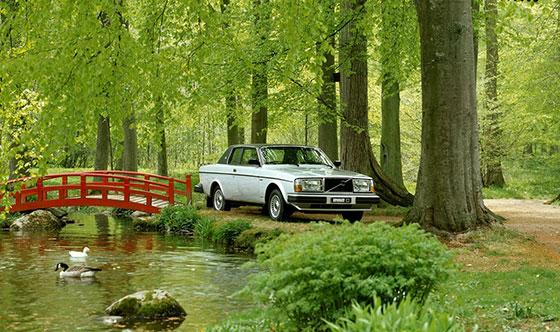 Designed in Sweden and built in Italy – the Volvo 262C turns 40