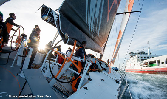 Team Alvimedica hits the water