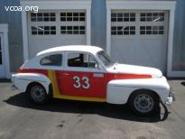 1965 Volvo PV544 Rally Car