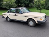 1987 Volvo 240 DL