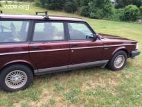 1993 Volvo 240 classic wagon