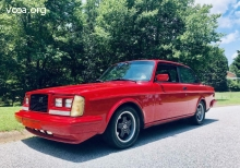 Volvo 240 Turbo - Two Door!