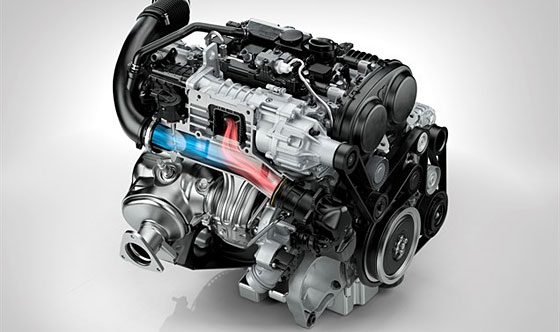 Volvo T6 Drive-E engine named one of Wards 10 Best Engines