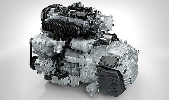 Volvo Cars Drive-E T5 wins Ward's 10 Best Engines of 2015 award