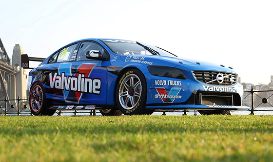 Volvo S60 V8 Supercar makes its debut in Sydney
