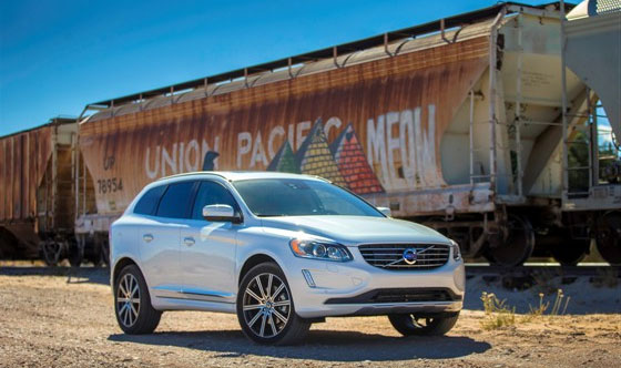 Volvo XC60 is the best-selling mid-size SUV in Europe