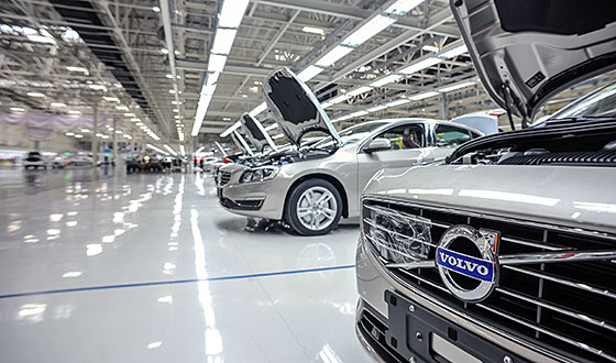 Volvo Cars at the 2014 Guangzhou Motor Show