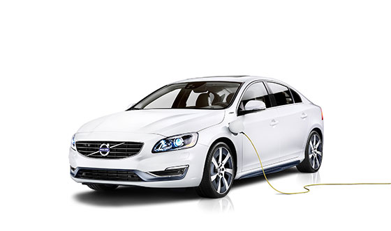 The S60L PPHEV (Petrol Plug-in Hybrid Electric Vehicle) Concept Car
