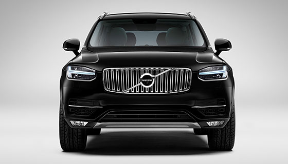 Volvo XC90 Rugged Luxury