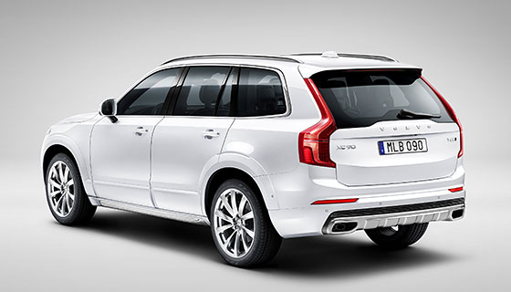 World premiere: the all-new Volvo XC90 Video Releases