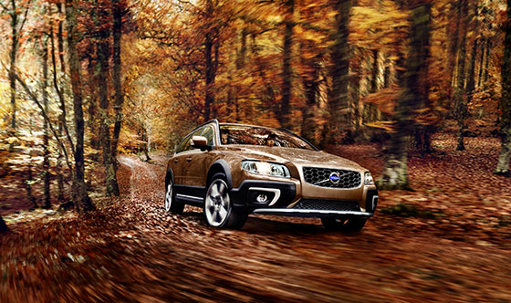 Volvo XC70 Awarded Canadian Black Book Best Retained Value Award