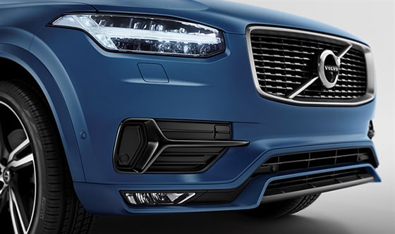 Volvo XC90 R-Design chosen by Texas Auto Writers Association