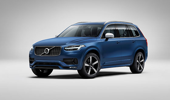 Volvo Cars reveals the all-new Volvo XC90 R-Design