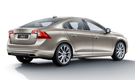Volvo Cars' S60 Inscription: tailored to the U.S.