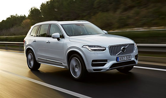 Volvo 2016 XC90 named Best New Luxury Crossover by Good Housekeeping