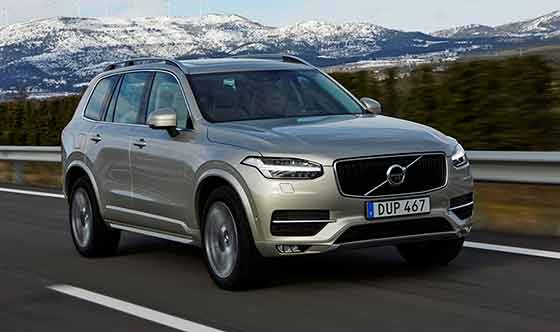 Volvo XC90 receives the renowned Red Dot 'Best of the Best' Product Design Award
