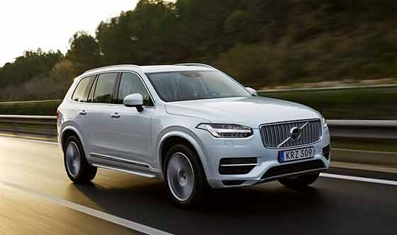 Volvo Announces Pricing of All New XC90 T8 Twin Engine Plug In Electric