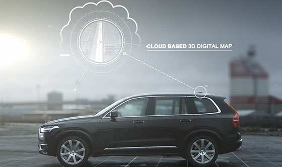 Volvo Cars and Autoliv join forces in Autonomous Driving (video)