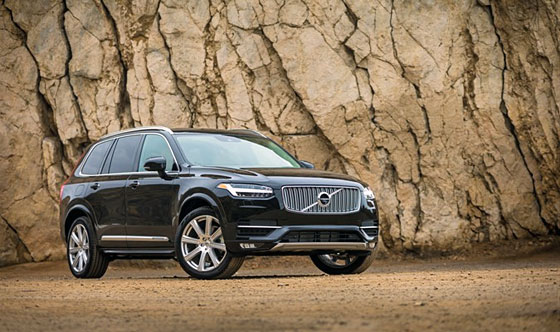 Volvo XC90 Named Consumer Guide Best Buy