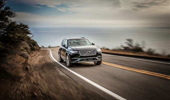 All-new Volvo XC90 sets new standards with Top Safety Pick+ rating from IIHS