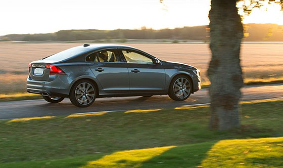 Volvo Cars' award-winning T6 performance engine gets All-Wheel Drive