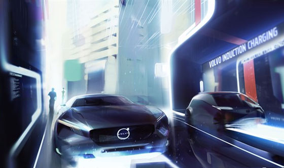 Volvo Cars calls on automotive industry to standardize electric car charging