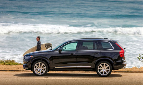 All-New Volvo XC90 Named Motor Trend SUV of the Year. Again.