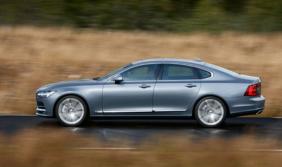 Volvo Announces S90 Pricing and Introduces a new online car-buying experience