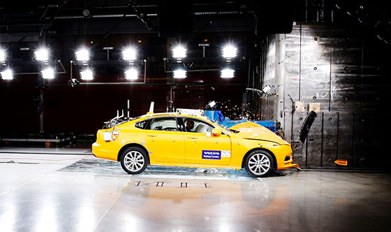Volvo Cars Leads European Automakers With Most IIHS Top Safety Pick Plus Awards