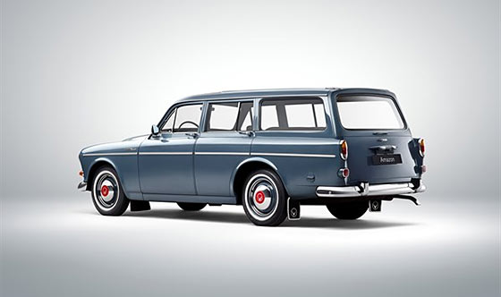 Volvo Amazon - a female warrior turns 60