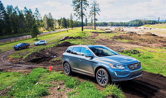 Volvo XC60, V60 Win Over Northwestern Media