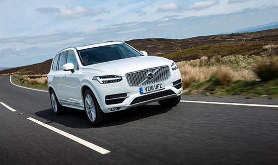 Volvo XC90 Named Game-Changer at 2016 Autocar Awards
