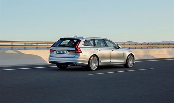 Volvo Car Canada Ltd. Announces V90 and V90 Cross Country Pricing and Packaging