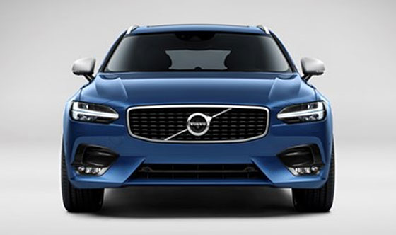 Volvo Cars reveals sporty S90 & V90 R-Design models (video)