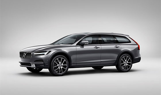 All-New Volvo V90 Cross Country and 2017 Polestar Make Auto Show Debuts at Los Angeles Auto Show's Automobility LA