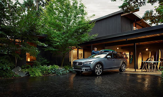 Volvo Cars wants you to rediscover your passion in life with the V90 Cross Country