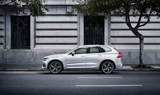 All-New XC60 Makes U.S. Debut at New York Auto Show