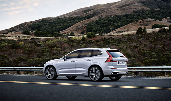 Volvo Cars reveals new XC60
