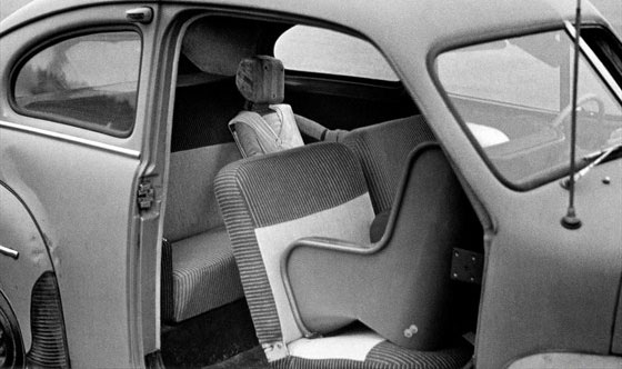 1964 child safety seat