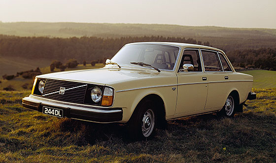 Volvo 240 - a Swedish icon turns 40