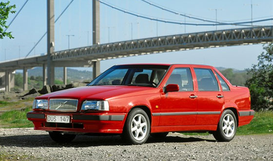 Volvo 850 Celebrates Its 25th Birthday