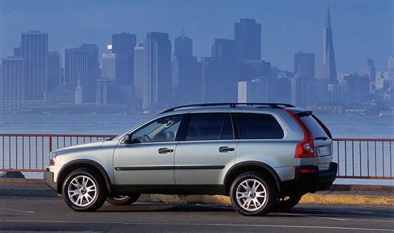 End of an era as Swedish production of Volvo XC90 stops after 12 years