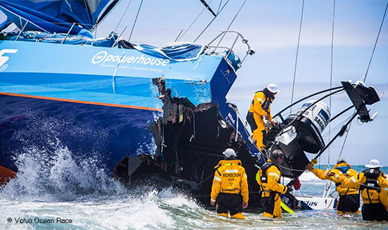 Team Vestas Wind looks at new boat option