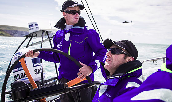 Dock   Talk: Team Vestas Wind bank on mix of experience and youthful energy to get the   job done