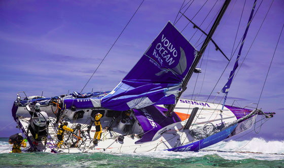 Team Vestas Wind: we'll be back by June