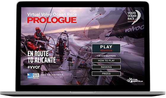 Virtual Volvo Ocean Race: The Game