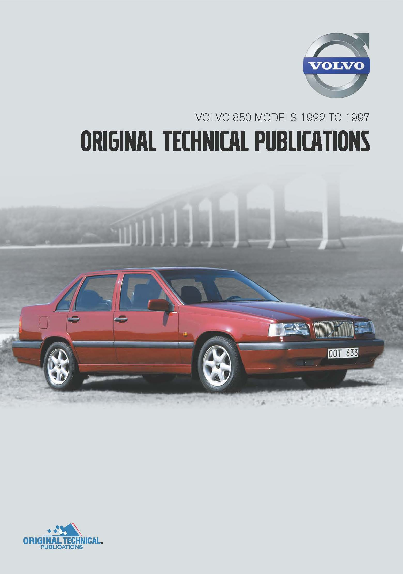 Volvo 850 Models 1992-1997
