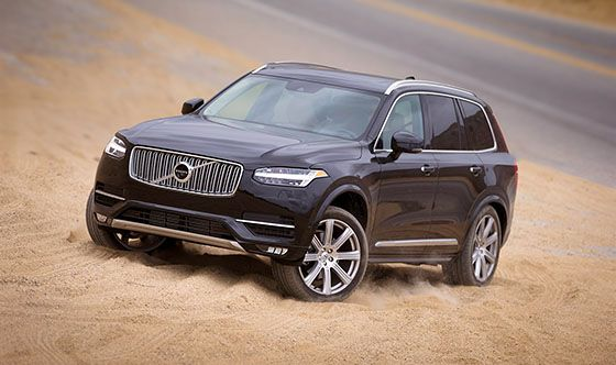 Volvo XC90 named a Must-Have Certified Preowned Car